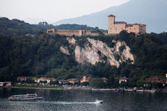 Rocca di Angera Royalty Free Stock Images