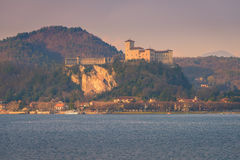 Rocca di Angera Royalty Free Stock Photography