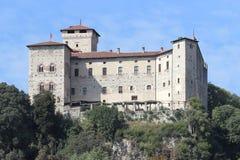 Rocca di Angera Stock Images