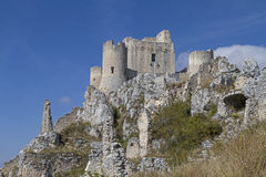 Rocca di Calascio Royalty Free Stock Photo