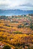 Rocca Di Papa Italy Fotografering för Bildbyråer