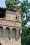 Rocca di Stellata. Bondeno. Emilia-Romagna. Italy. Royalty Free Stock Image