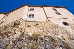Rocca Duca di Poggiardo Satriano di Lucania l'Italie Images libres de droits