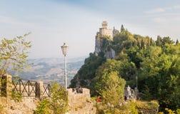 Rocca Guaita, San Marino, Monte Titano, Republic of San Marino Royalty Free Stock Image