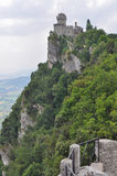 Rocca Guaita San Marino Royalty Free Stock Photography