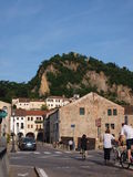 Rocca hill, Monselice, Italy Royalty Free Stock Image