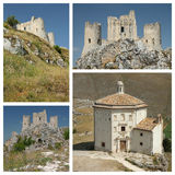 Rocca italiano hermoso fotografía de archivo libre de regalías