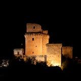 Rocca Maggiore - Assisi Stock Photo