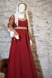 Rocca Maggiore, Assisi, Italie Images libres de droits