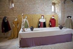 Rocca Maggiore, Assisi, Italien Lizenzfreies Stockfoto