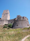 Rocca Maggiore, Assisi, Italy Royalty Free Stock Photos