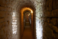 Rocca Maggiore, Assisi, Italy Royalty Free Stock Photo