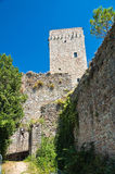 Rocca Minore. Assisi. Umbria. Italy. Royalty Free Stock Photography