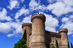 Rocca Pia in Tivoli Stockfotos