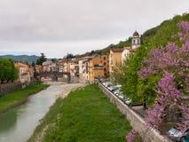 Rocca San Casciano Stockfotos