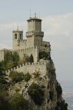Rocca San Marino (Guaita) Royalty Free Stock Images