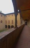 Rocca Sanvitale, Fontanellato Royalty Free Stock Image