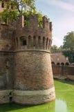 Rocca Sanvitale Fontanellato Castle, Italy, Emilia-Romagna regio Stock Image