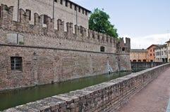 Rocca Sanvitale. Fontanellato. Emilia-Romagna. Ita Stock Photography