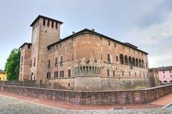 Rocca Sanvitale. Fontanellato. Emilia-Romagna. Ita Royalty Free Stock Photography