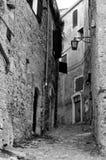 rocca savona Di Ιταλία castelvecchio barbena Στοκ Φωτογραφίες
