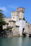 Rocca Scaligera, Sirmione, Italy Stock Image
