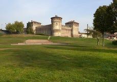 Rocca Soncino Στοκ Εικόνα
