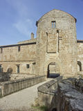 Rocca in Sorano Royalty Free Stock Photos