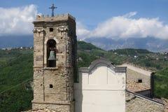 Roccascalegna Photos libres de droits