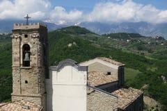 Roccascalegna Photo stock