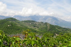 Roccascalegna Photos stock