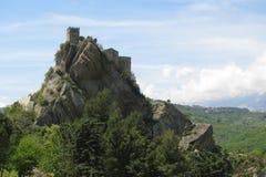 Roccascalegna стоковое фото rf