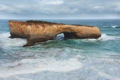 Rocce australiane fotografia stock
