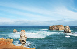 Rocce australiane famose immagine stock libera da diritti