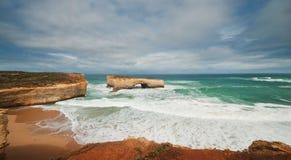 Rocce australiane famose fotografia stock