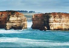 Rocce australiane famose fotografia stock libera da diritti