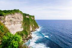 Rocce in Bali, Indonesia Immagine Stock