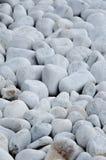 Rocce bianche Fotografia Stock Libera da Diritti