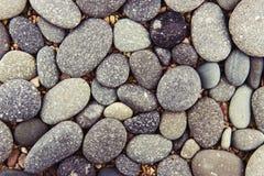 Rocce costiere dell'oceano - rocce pulite cristal - costa dell'oceano Pacifico Immagine Stock Libera da Diritti