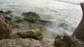Rocce dal mare Fotografia Stock