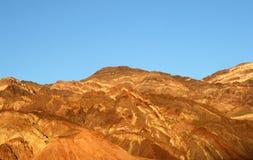 Rocce in Death Valley, California fotografia stock