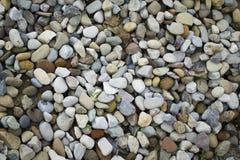 Rocce del fiume Immagini Stock
