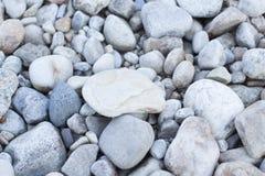 Rocce del fiume fotografie stock
