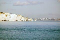 Rocce del Harry anziano, Swanage, Dorset Fotografia Stock Libera da Diritti