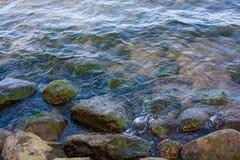 Rocce del mare Immagine Stock Libera da Diritti