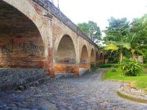 Rocce del ponte Fotografia Stock