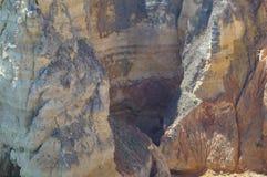 Rocce del Portogallo Il sud del Portogallo - Algarve Immagini Stock