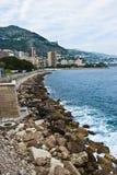 Rocce dell'oceano Fotografia Stock Libera da Diritti