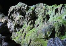 Rocce della caverna Immagine Stock
