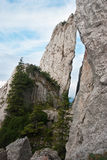 Rocce della montagna Immagini Stock Libere da Diritti